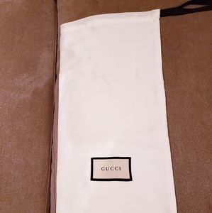 Gucci Other - 🆕GUCCI set of 2 shoe dust bags